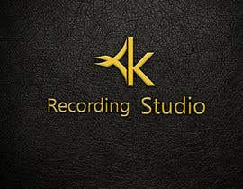 #9 for Design a Logo for KK Recording Studio by NIshokHimel