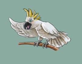 #18 untuk Cartoon Bird oleh ibrahimkaldk