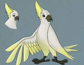 #22 untuk Cartoon Bird oleh javieralgarra64