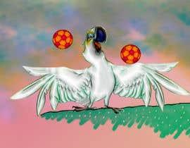 #45 untuk Cartoon Bird oleh MDsujonAhmmed