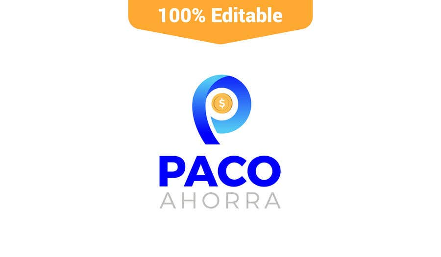 Contest Entry #363 for Create a Logo for Paco Ahorra