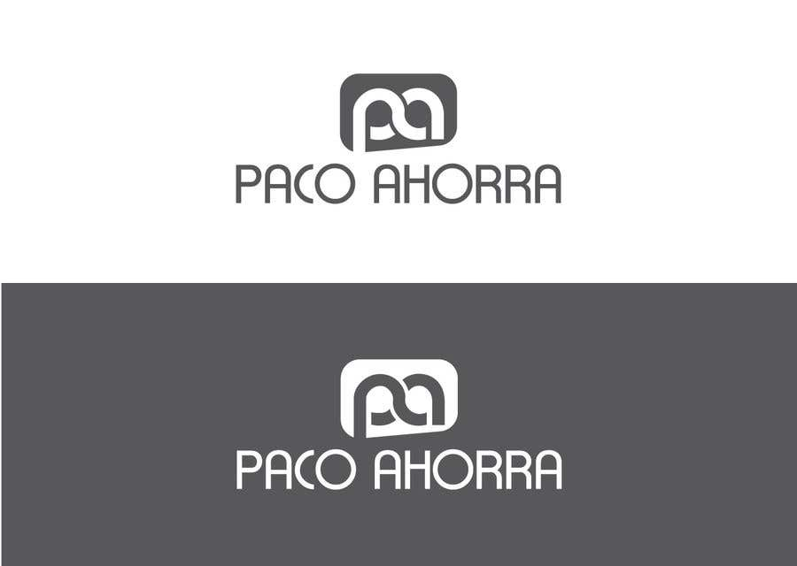 Contest Entry #268 for Create a Logo for Paco Ahorra