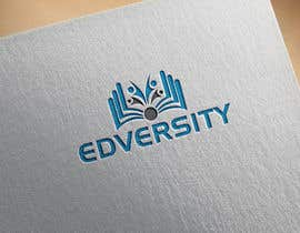 "#23 untuk I need a logo designed for an executive training company named ""Edversity"". The logo should preferably reflect that the company delivers training on professional topics and uses modern teaching methods. oleh DesignDesk143"