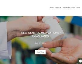 #25 for Build a Website for Pharmacy Stores company af OIbrahim19