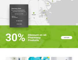 #68 for Build a Website for Pharmacy Stores company by syrwebdevelopmen