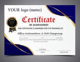nº 20 pour Certificate Design par xperts99