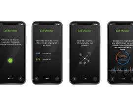 nº 8 pour Design 4 instruction screens for an existing app par satishandsurabhi