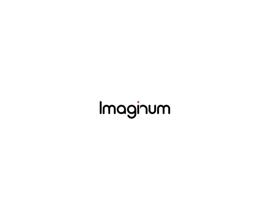 "Participación en el concurso Nro.112 para Design a Logo for a company called ""I M A G I N U M"""