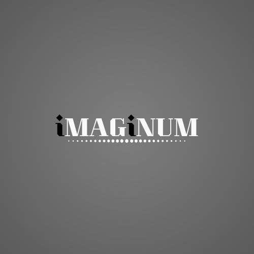 "Participación en el concurso Nro.105 para Design a Logo for a company called ""I M A G I N U M"""