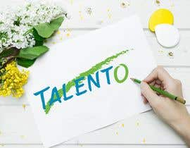 #95 pentru Design a Logo that says TALENTO or Talento de către labonia160