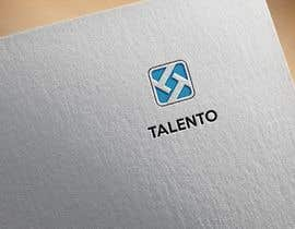 #178 for Design a Logo that says TALENTO or Talento by Krkawsar