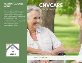 Nro 2 kilpailuun Brochure for Residential Care Home käyttäjältä fabimom4