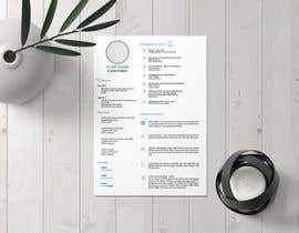 #105 for Design my Resume / CV by NazmulIslam5