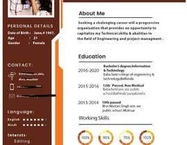 #38 for Design my Resume / CV by shivnp