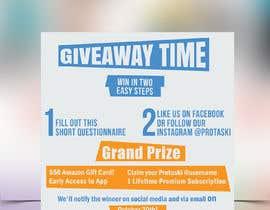 #13 для Design a Giveaway Contest! от mmhmonju