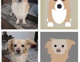 nº 3 pour Draw a clipart picture of our dog par oraaft22