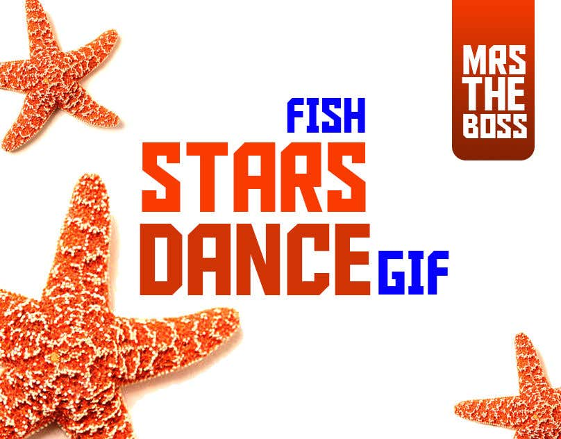 Contest Entry #38 for Animated GIF - make my stars dance