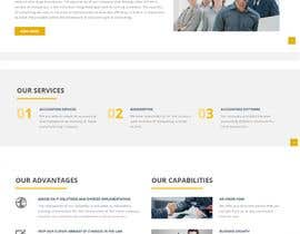#18 for Simple professional Accounting website design by adnanbahrian