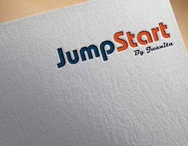 "#33 para A logo for ""Jumpstart by juanita"" its a fitness business, which needs to show vitality, i would like the "" by juanita "" in small letters so accent mainly on the jumpstart por Hcreativestudio"