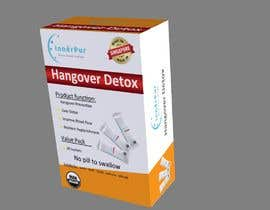 nº 4 pour Packaging Design for Hangover supplement par mdfijulislam