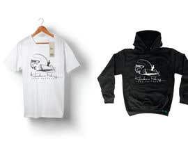 nº 41 pour Design a long sleeve UV fishing top/hoodie par designmhp