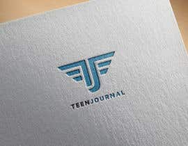 #67 para Design Teen Journal Logo por OSMAN360