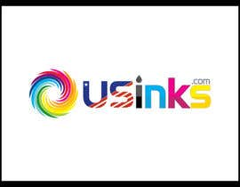 nº 235 pour Logo Design for USInks.com par winarto2012