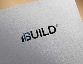 Nro 468 kilpailuun Design LOGO for iBUILD käyttäjältä Robiul017