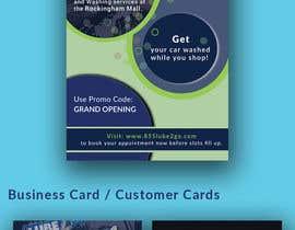 hossiniqbal54 tarafından Social Media Flyer & Customer Cards için no 35