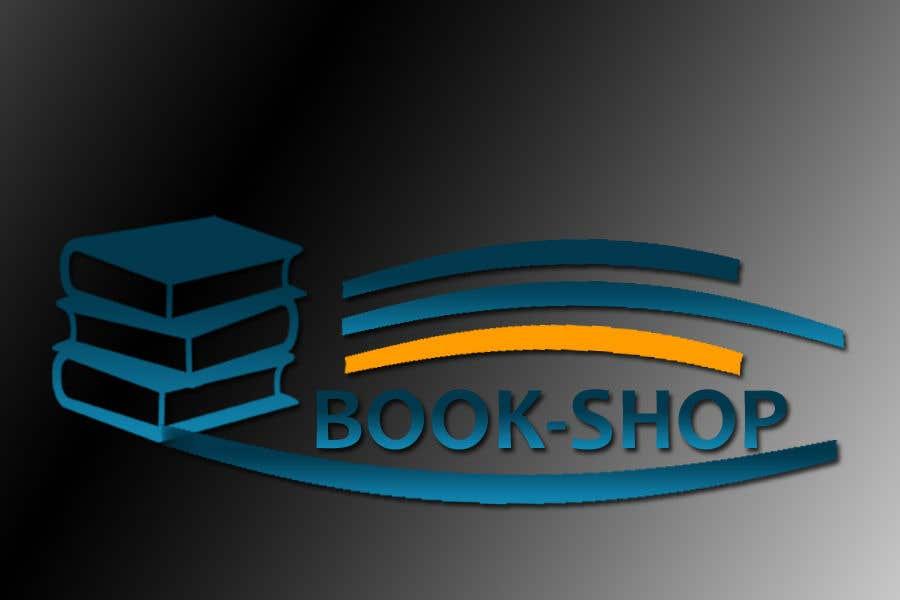 Contest Entry #4 for logo design bookshop