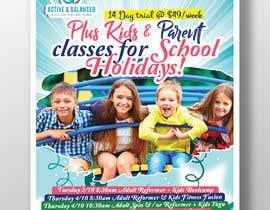 Nro 5 kilpailuun Flyer for School holidays käyttäjältä Hasan628