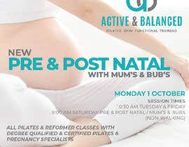 #4 for Pre/Post Natal Flyer by mariefaustineds