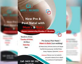 #17 for Pre/Post Natal Flyer by mbelal292