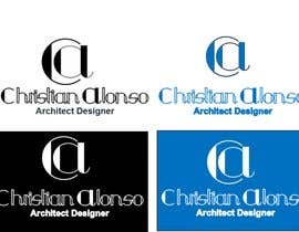 #31 for Modern logo for architect designer using my initials C.A by bpGuayana