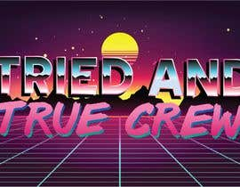 nº 23 pour We are looking for a Logo in the Outrun/Future Retro/Daft Punk Style par BranderGT