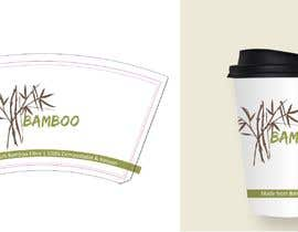 #34 for Design a new eco-friendly paper cup artwork af ConceptGRAPHIC