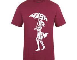 #44 for Tshirt design af jerandika