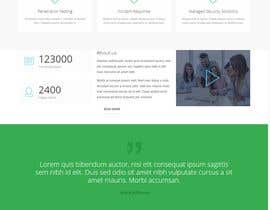 #10 , Design a website homepage for an IT firm 来自 bijon14