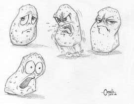 nº 2 pour Draw 4 funny facial expressions - $100 for first job par ecomoglio