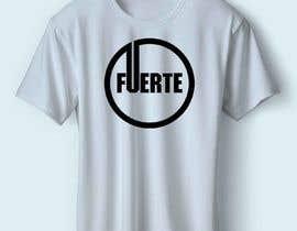 Nro 25 kilpailuun I need a logo design for a tshirt company käyttäjältä tousikhasan