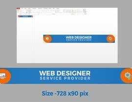 Nro 29 kilpailuun Design a Banner käyttäjältä youshohag799