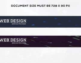 Nro 28 kilpailuun Design a Banner käyttäjältä Arfankha