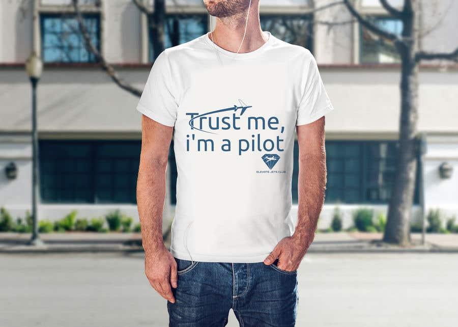 Konkurrenceindlæg #1 for Design a T-Shirt