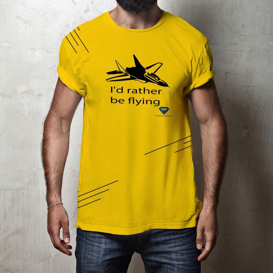 Konkurrenceindlæg #9 for Design a T-Shirt