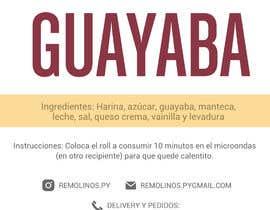 #21 para Diseño de ETIQUETAS / Label design de abigailyoselin20