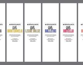 #16 para Diseño de ETIQUETAS / Label design de HuntPatricia