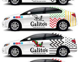 #22 untuk Need a car wrap graphic design oleh TheFaisal