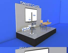 #4 for Design stand/stage for Online school by kanishkkk