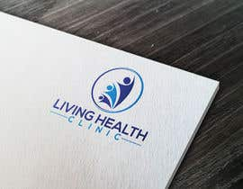 """#256 for Design me a NEW clinic logo for """"Living Health Clinic"""" by motalleb33"""