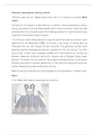 #8 untuk american made apparel/clothing/tshirts oleh nbprince